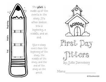 77 best images about First Day Jitters on Pinterest