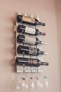 1000+ ideas about Diy Wine Racks on Pinterest