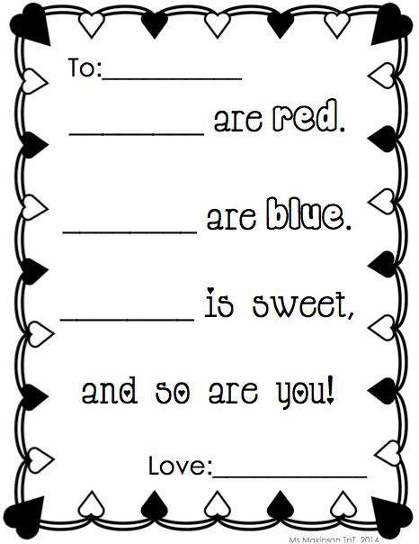 17 Best ideas about Valentines Day Poems on Pinterest