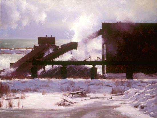 1000 paintings industrial