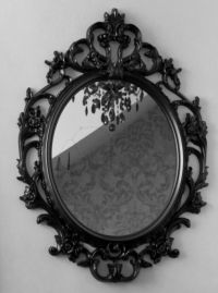 Cool gothic mirror | Home and Outdoor Ideas | Pinterest ...