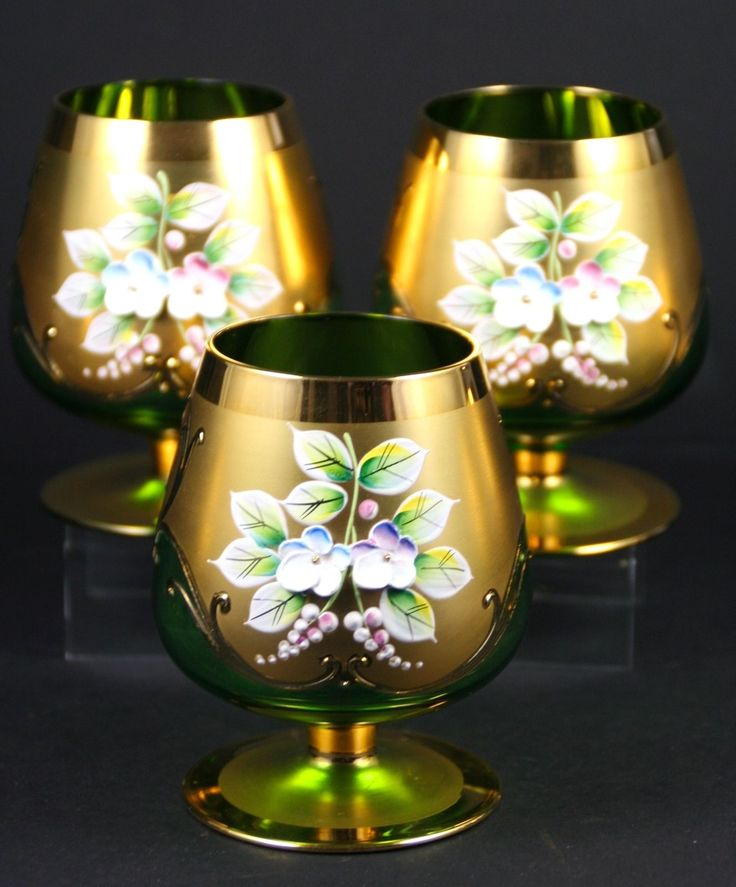 1075 Best Ideas About Glasses On Pinterest Painted Wine