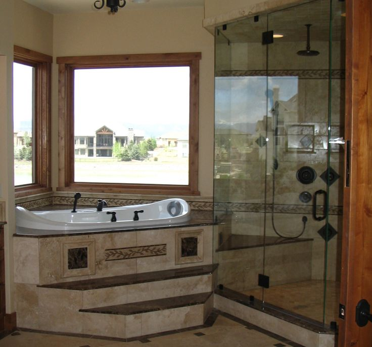Simple Stunning Bathroom Corner Tub Ideas Small Modern Bathroom Design decorating Bathroom