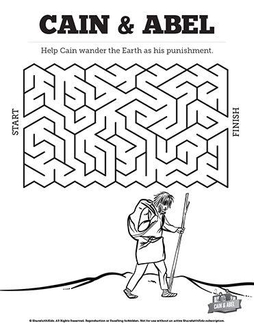 111 bästa bilderna om Top Bible Mazes for Kids på