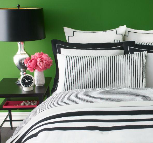 Green Kate Spade Comforter