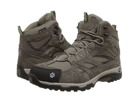 jack wolfskin vojo hike mid texapore parrot green zappos com free shipping both ways