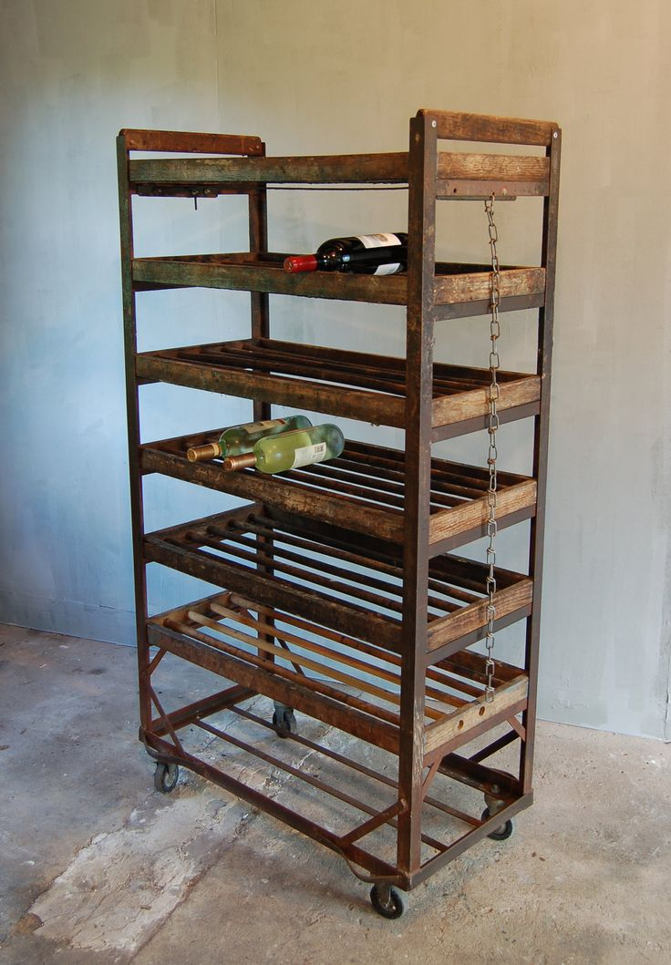 bakers racks for kitchens kitchen aid cooktop vintage factory shoe rack | and industrial