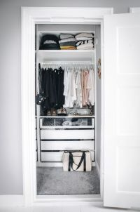 25+ best ideas about Small wardrobe on Pinterest | Small ...