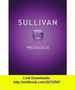 Precalculus 9th Edition 9780321716835 Michael Sullivan