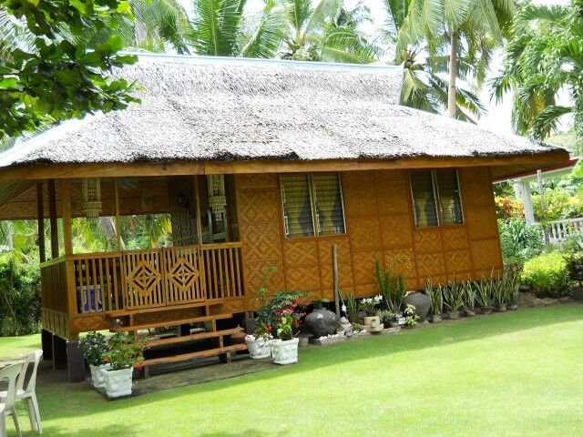 111 Best Images About Bahay Kubo House Plan On Pinterest