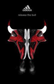 derrick rose adidas adizero shoes