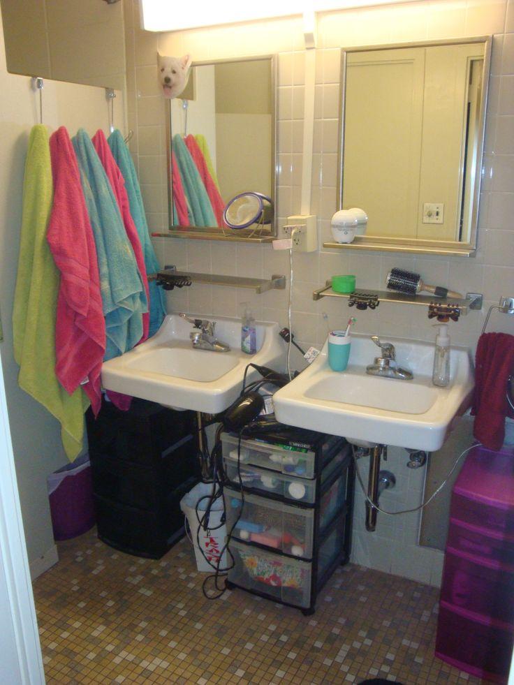 1000 Ideas About College Dorm Bathroom On Pinterest