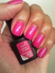 sensationail jelly sherbert nails