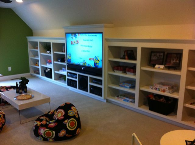 25+ Best Ideas About Attic Game Room On Pinterest
