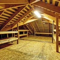 What Size Plywood for an Attic Floor | Storage, Spaces and ...