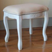 17 Best ideas about Vanity Stool on Pinterest   Diy stool ...