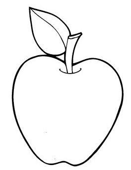 17 Best ideas about Apple Template on Pinterest