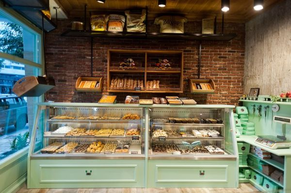 15 best images about Bakery interior on Pinterest Cookie