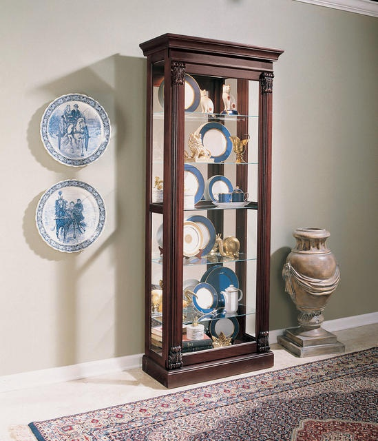 1000 images about Curio Cabinets on Pinterest  Mantles