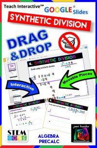 Long And Synthetic Division Worksheet Pdf - synthetic ...