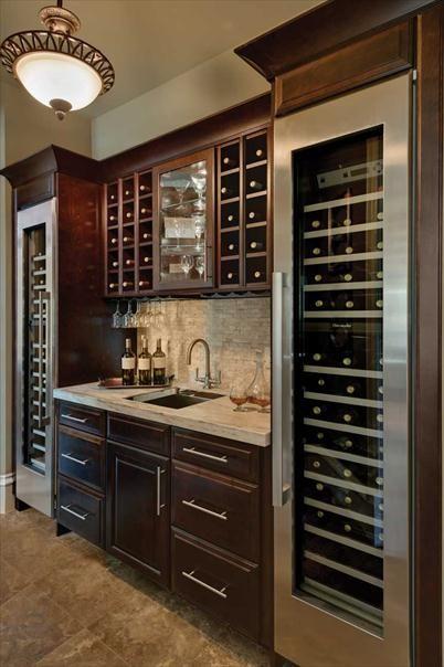 Wine Refrigerator Cabinet Built In