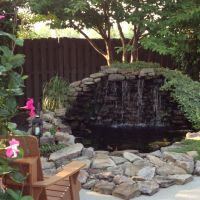 25+ best ideas about Pond Waterfall on Pinterest   Diy ...
