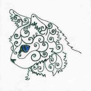 61 Best images about Embroidery cat patterns on Pinterest