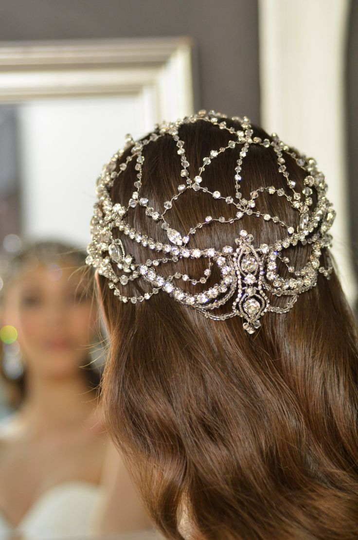 25 Best Ideas About Bridal Headpieces On Pinterest