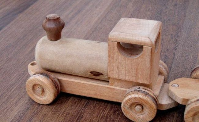 Raine The Wooden Train Boys And Girls Handcrafted Wood