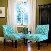 1000+ ideas about Armless Chair on Pinterest | Upholstered ...