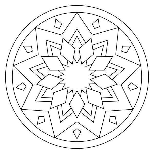 Create Your Own Color By Number Worksheet