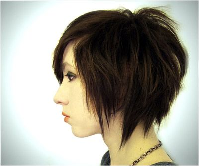 25 Best Ideas About Edgy Medium Haircuts On Pinterest Edgy Hair