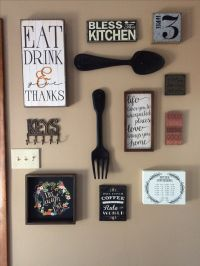 Best 25+ Kitchen decor signs ideas on Pinterest