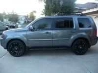 custom Honda Pilot roof racks - Google Search | SUVs ...