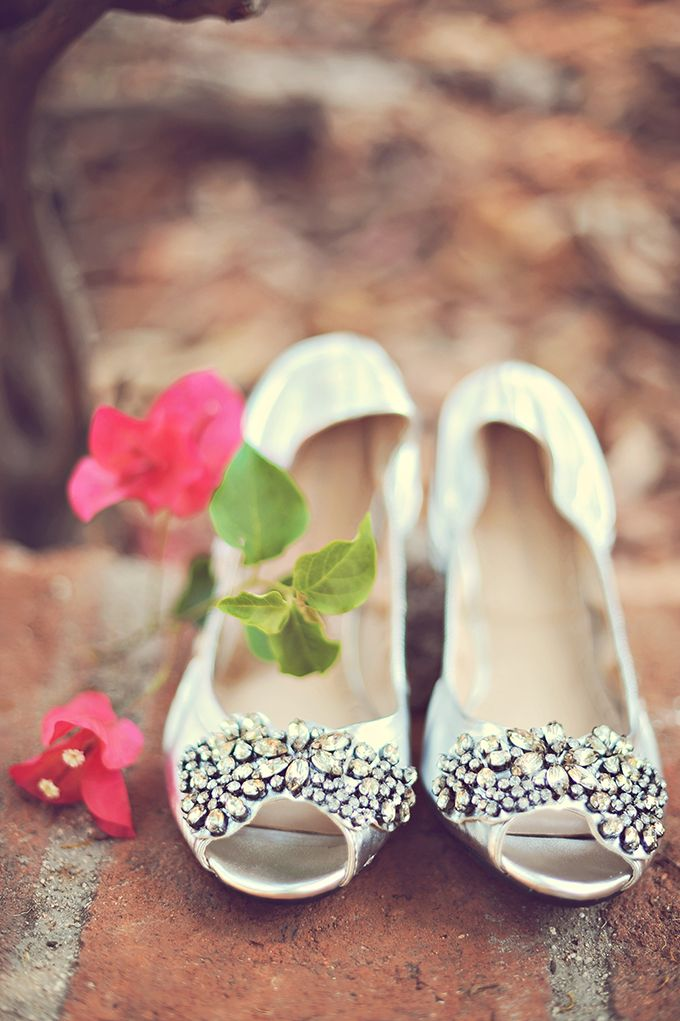 Perfect wedding flats for dancing