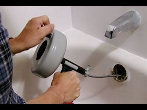 25 best ideas about Unclog tub drain on Pinterest  Diy