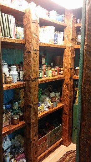 10 images about Rustic Pantry Ideas on Pinterest