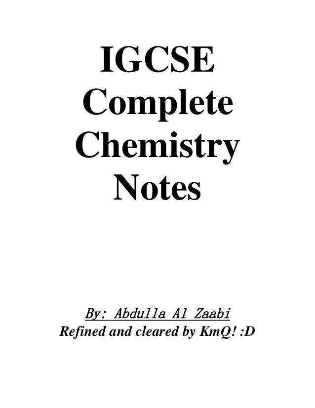 Best 25+ Chemistry notes ideas on Pinterest