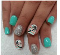 1000+ images about Beach Nails on Pinterest