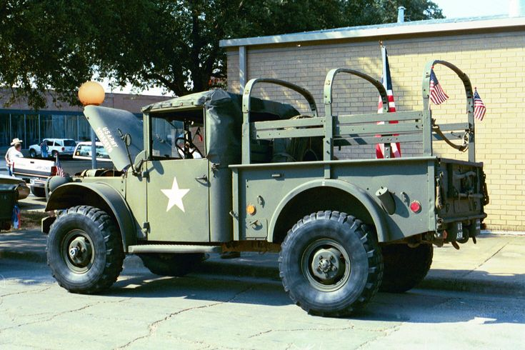 1951 M37 Dodge Power Wagon Http Wwwvernonstoutcom