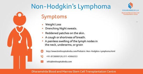 Non Hodgkin39s Lymphoma Symptoms bmthospital