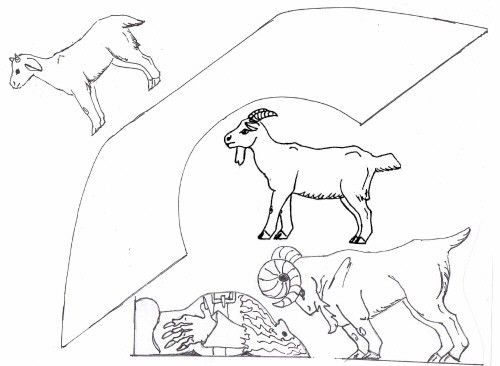 80 best Three Billy Goats Gruff images on Pinterest