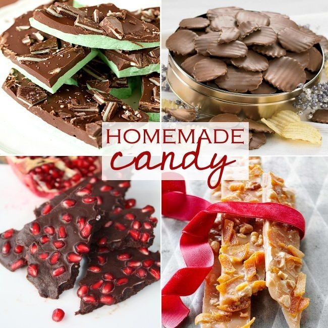 Homemade Candy Recipes!