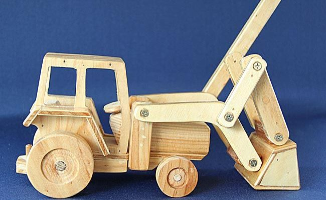 Free Wooden Toy Truck Patterns Woodworking Projects Plans