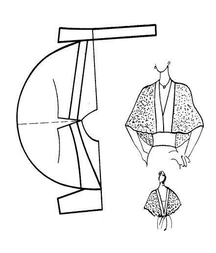 141 best images about Basic Shape Garments on Pinterest
