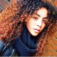 Colored curly hair | Curls, Curls, and More Curls ...