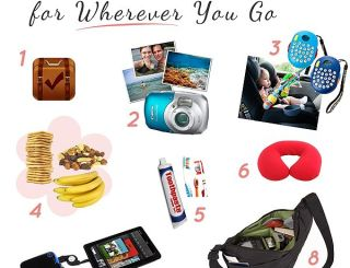 20 Essential Things to Pack in Your Travel Bag