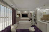 Design interior living apartament stil clasic de lux ...