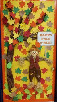 Best 25+ Fall classroom door ideas on Pinterest