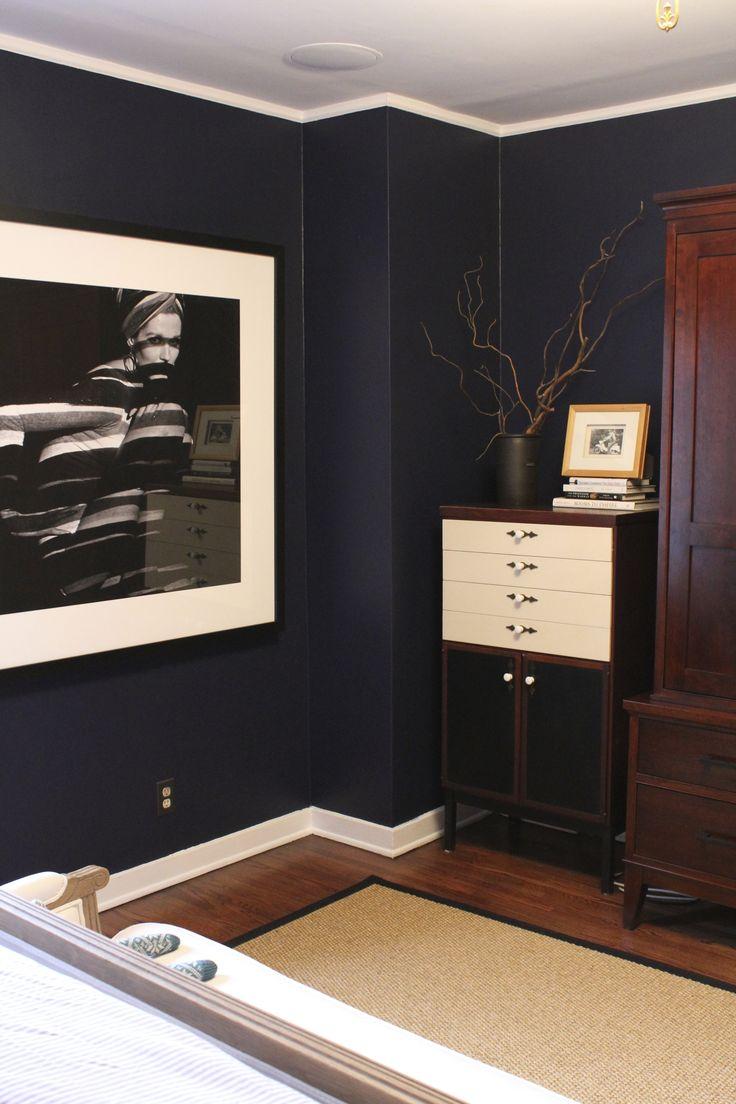 Ralph Lauren Club Navy jadore pour notre chambre havinnes Wall paintcarpet picture Navy